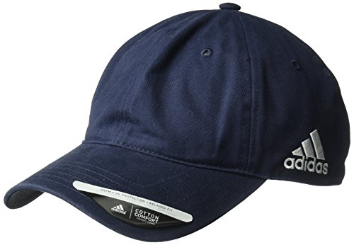 Adidas Golf A12 Relaxed Cresting Cap - New Navy - One Size (Adidas T-shirt Cap)