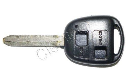 Coque T/él/écommande Plip Bouton Cl/é TOYOTA Rav4 Prado Tarago Camry Corolla Celica