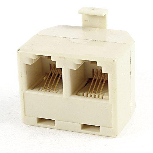 Two 6p4c Plug - 7