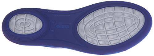 Crocs Chaussures Bouts À Cerulan Blue Ouverts Isabellasandalw Femme grqU5wg