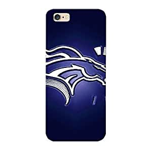 Dreaminghigh Durable Defender Case for iphone 6 4.7 Tpu Cover(denver Broncos Logo Team) Best Gift Choice