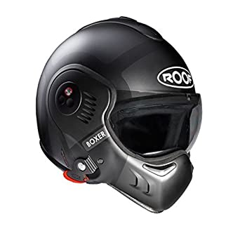 Roof Boxer v8 Bond - Casco (talla M, acabado mate Titan), color
