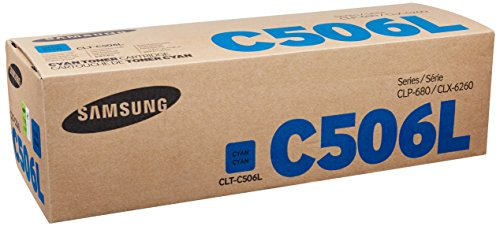 Samsung CLT C506L Yield Toner Cartridge product image