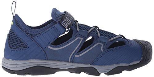 Teva Rollick Zapatillas para exteriores (Toddler/Little Kid/Big Kid) Navy-t