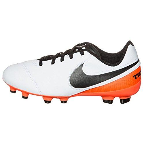 Fg Da Legend Bambini Jr Bianco Tiempo Allenamento Nike Scarpe Calcio Vi Unisex qnwRCx4I