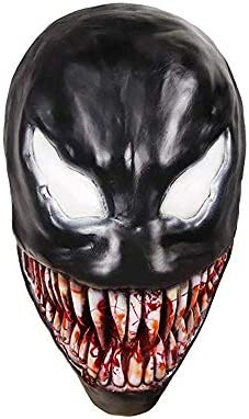 Scary Mask Superhero Mask for Cosplay Accessories Halloween Prop