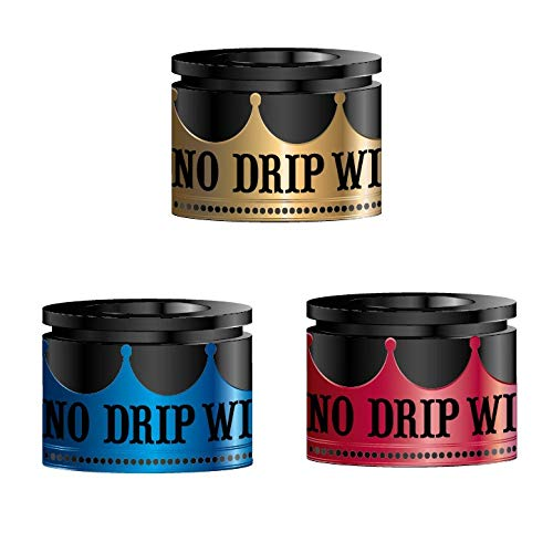 No Drip Wine Tip - 3 pack - Wine Accessory -