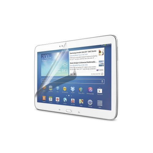 iLuv Clear Film Screen Protector for Galaxy Tab III 10.1 - Iluv Screen Clear