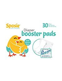Sposie Booster Pads Diaper Doublers, 30 Pads BOBEBE Online Baby Store From New York to Miami and Los Angeles