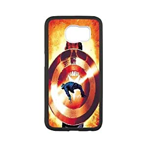 LTTcase Custom Marvel's Durable Case for samsung galaxy s6