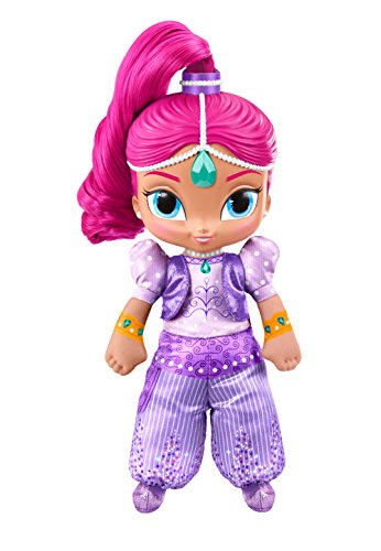 UPC 887961196153, Fisher-Price Shimmer and Shine Talk & Sing Shimmer Doll