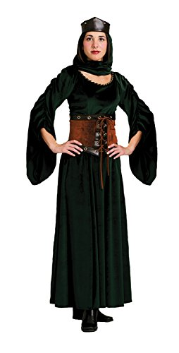 Deluxe Maid Marian Costume- Theatrical Quality (Small) ()