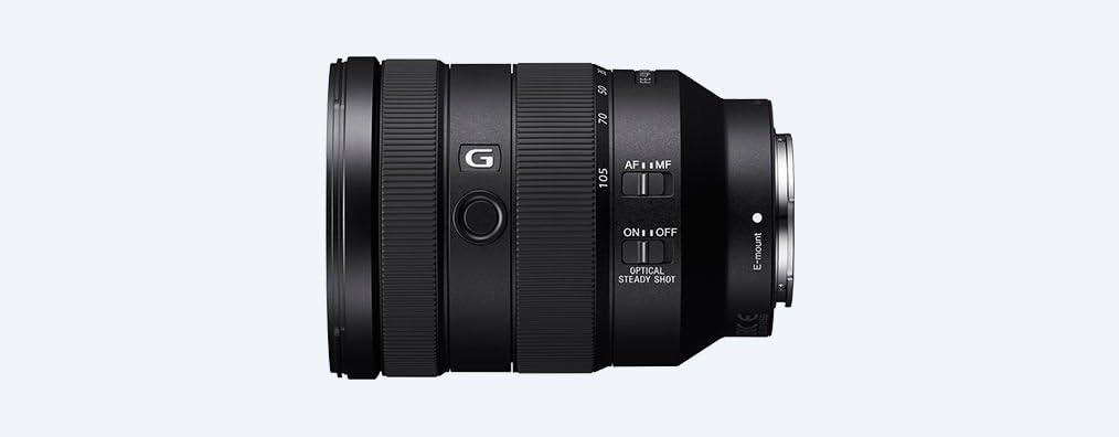 ソニー SONY ズームレンズ FE 24-105mm F4 G OSS Eマウント35mmフルサイズ対応 SEL24105G