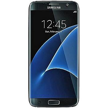 Samsung Galaxy S7 Edge Smartphone - GSM Unlocked - 32 GB - No Warranty - Black