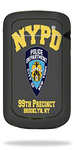 Bold Cheddar - Police Department Logo Precinct 99 Bold 9900 Vinyl Decal Sticker Skin