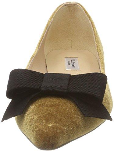 487 Brown Closed Sammy LK Bronze Heels BENNETT Toe Women's q8ywHpF