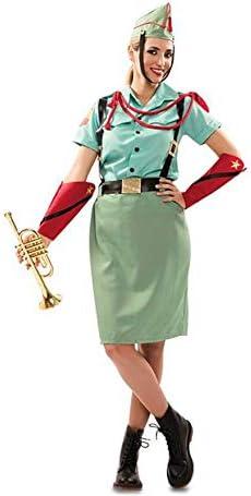 Disfraz de Legionaria Española para mujer: Amazon.es: Juguetes y juegos