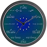 CafePress - Math Clock - Wall Clock