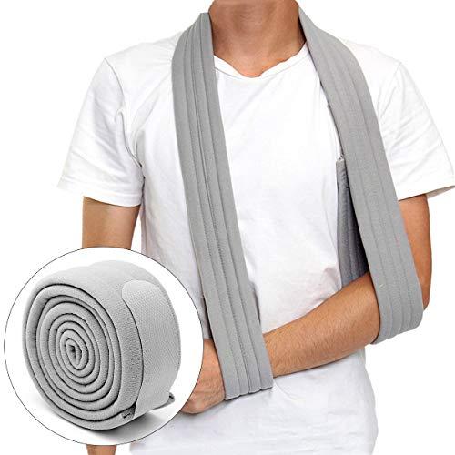 Arm Shoulder Sling Immobilizer, Slimerence, Adjustable Arm Support Strap Shoulder Sling for Immobilization and Stabilization of Arm Wrist, Shoulder and Wrist Injury
