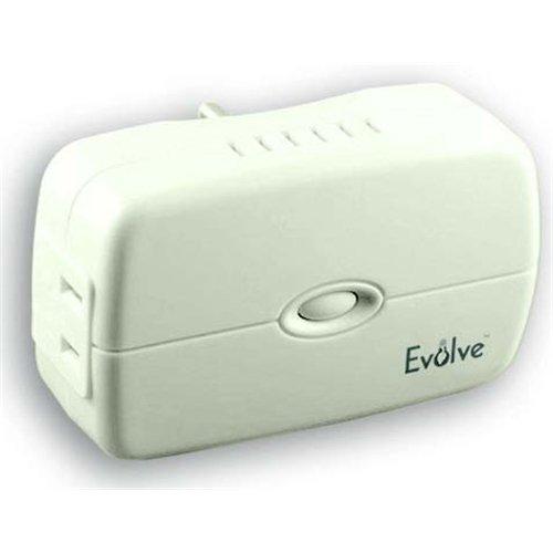 Evolve Z-Wave 15-Amp Plug-In Scene Capable Dimmer Module