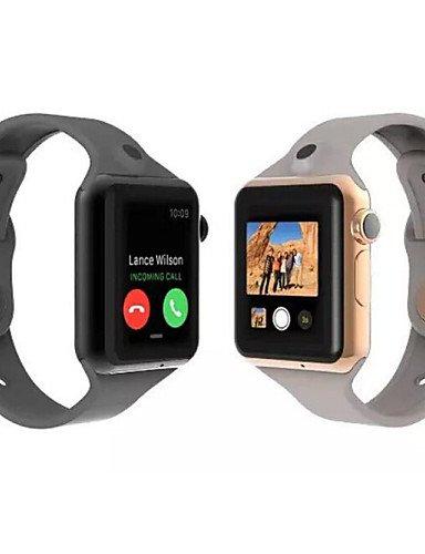 GT09 moda Wearables reloj inteligente, manos libres compañero de llamadas/cámara/bluetooth/