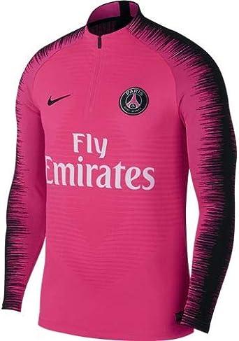 Nike PSG M Vprknit Strke Dril Top Long Sleeved t-Shirt, Hombre ...