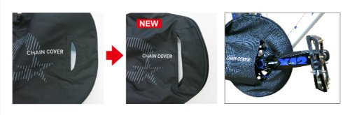 EVOC Zubehör Chain Cover, black, 3106-101