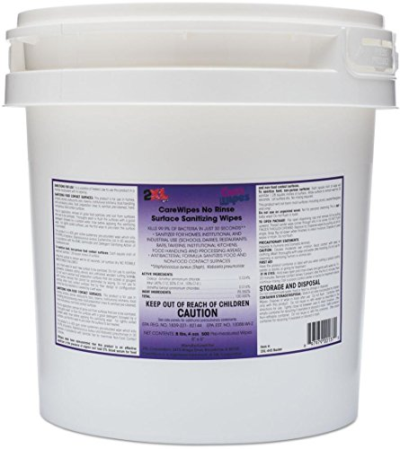 TXL4452 - 2xl Corporation CareWipes Surface Sanitizing Wipes by 2XL