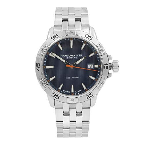Raymond Weil Tango Quartz Male Watch 8160-ST2-50001 (Certified Pre-Owned) (Best Pre Owned Watches)