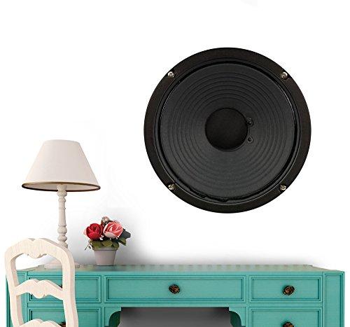 Objects - Amplifier Speaker Peel and Stick Fabric Wall Sticker by Wallmonkeys Wall Decals