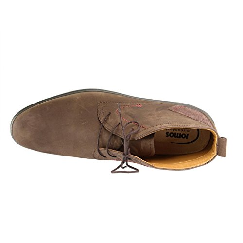 Jomos Herren Boots - Braun Schuhe in Übergrößen