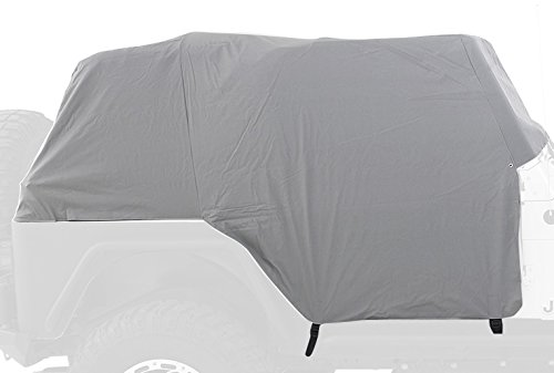 Water Resistant Cab Cover - 9