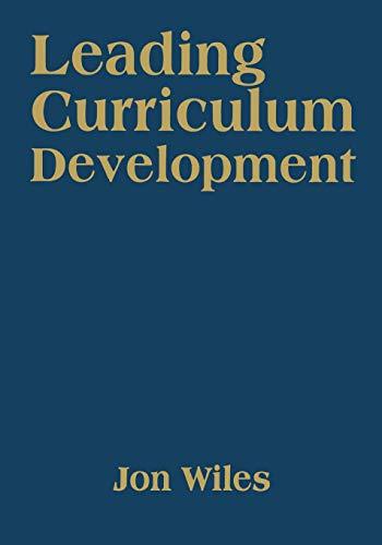 Leading Curriculum Development