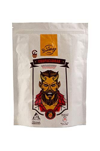 Buenazo Coffee Pods for Nespresso OriginalLine Machines, 20 Pods (1 Pack), Chupacabras Capsules Offer a Strong Intense Blend for a Dark Espresso