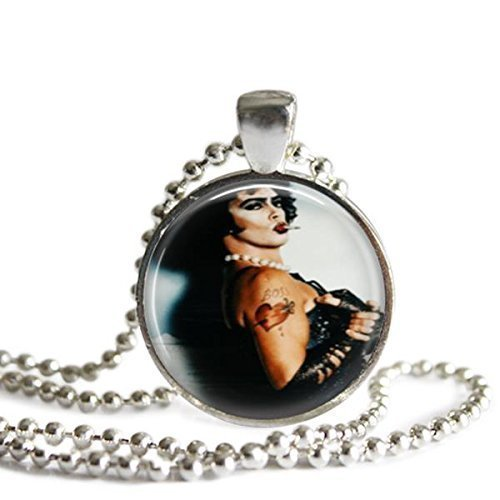 Frank-N-Furter Rocky Horror Picture Show 1 Inch Silver