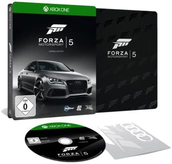 Microsoft Forza Motorsport 5 - Juego (Xbox One, Xbox One, Racing ...