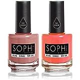 SOPHi - Non-Toxic Nail Polish - Safe, Chemical Free