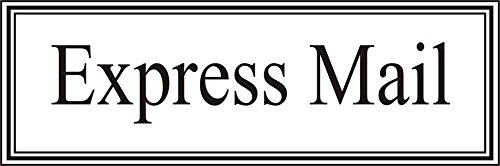 - Express mail fee