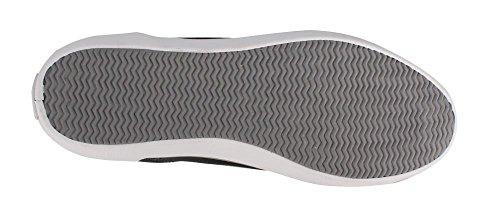Lacoste Mannen, Lerond 317 Lace Up Sneakers Zwart Grijs