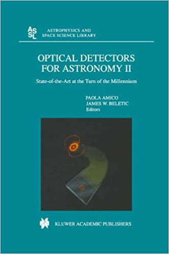 Optical Detectors For Astronomy II: State-of-the-Art at the Turn of the Millennium (Astrophysics and Space Science Library)