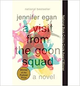 AVisit from the Goon Squad by Egan, Jennifer ( Author ) ON Jun-09-2011,