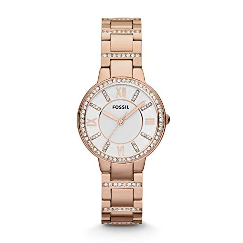 Fossil Women's Virginia Quartz S...