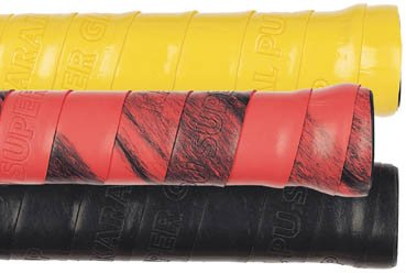 Karakal PU Super Replacement Grip, 1 pack Asst. Colors