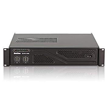 SubZero PA1200 Amplificador Clase AB