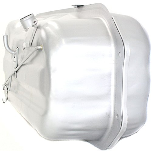 D50 Pickup Dodge - Diften 197-A0381-X01 - New Fuel Tank Silver Ram 50 Pickup 15 Gallons Dodge D50 Mitsubishi Mighty Max