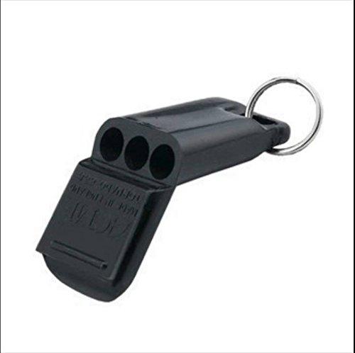 Acme Tornado 635 Pealess Whistle (Black) - Buy Online in UAE