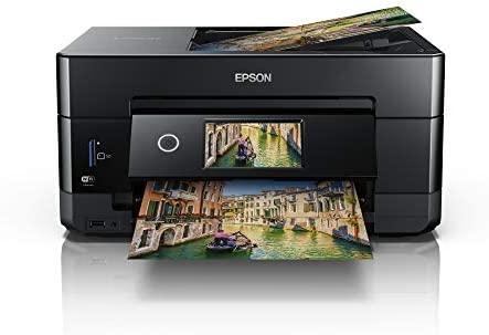 Epson Expression Premium XP-7100 - Impresora multifunción (Inyección de Tinta, 5760 x 1440 dpi, 100 Hojas, A4, Impresión Directa, Negro), Ya ...