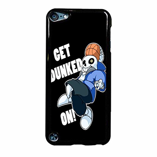 Undertale Sans Get Dunked On 2 Case (iPod Touch 5) / Color White Plastic