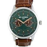Ben Sherman Spitalfields Quartz Male Watch WB024BRA (Certified Pre-Owned)