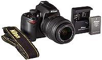D5000 Digital SLR Camera 2-Lens Outfit (18-55VR & AF-S DX55-200mm G ED)